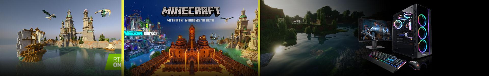 Minecraft (RTX)
