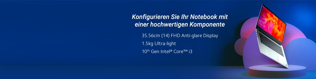 Notebook Configurator
